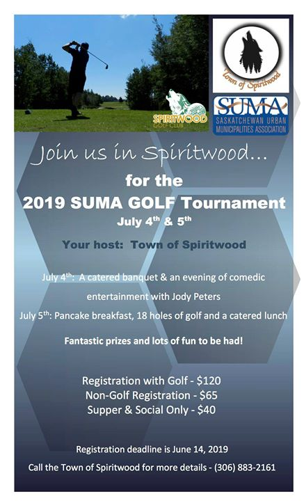 2019 SUMA Golf Tournament