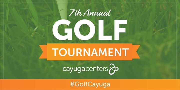 Cayuga Centers' Golf Tournament