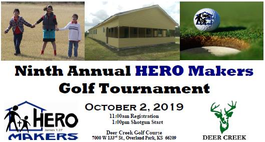 Ninth Annual HERO Makers Golf Tournament