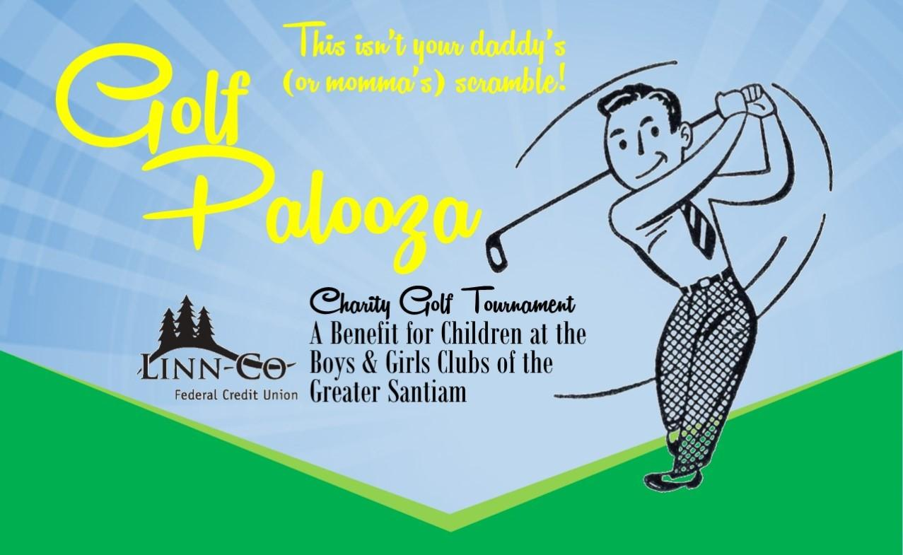 2019 Golf PALOOZA Presented by Linn-Co Federal Credit Union