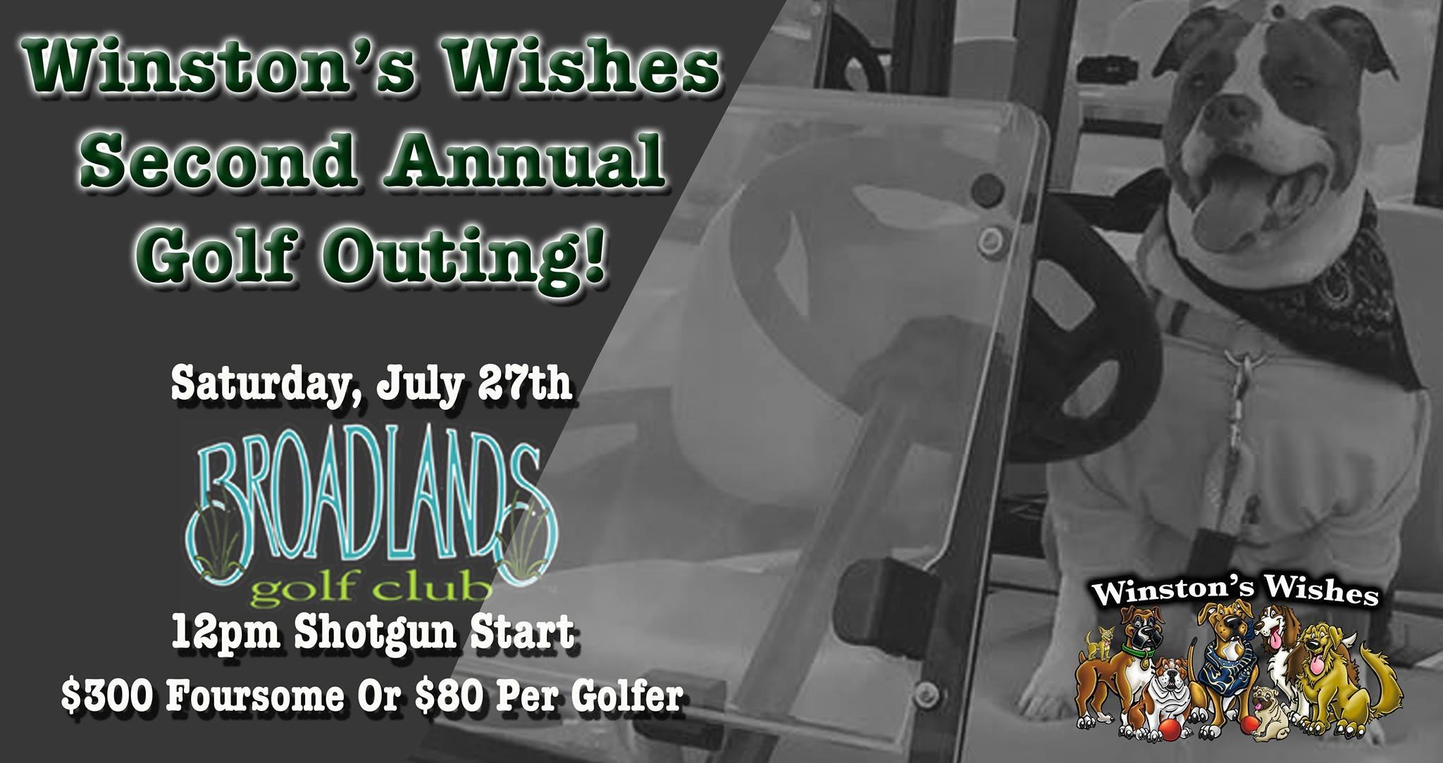 Second Annual Golf Outing!