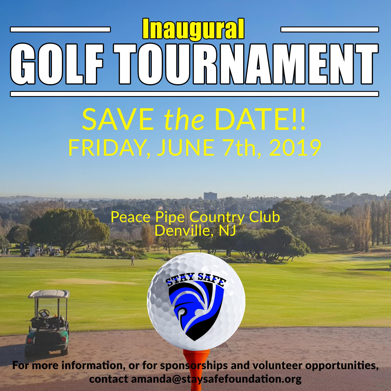 Charity 9-Hole Golf Tournament