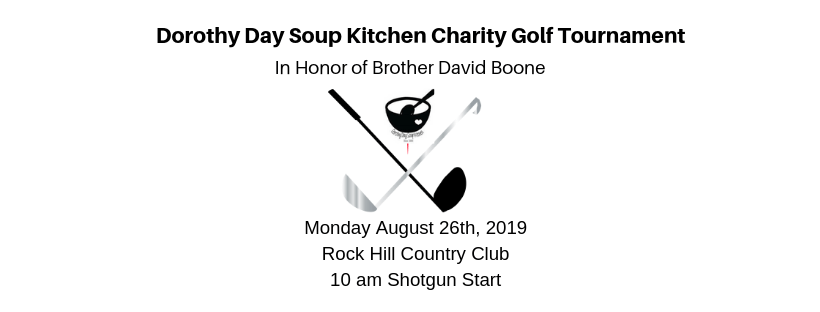 Dorothy Day Soup Kitchen Benefit Golf Tournament