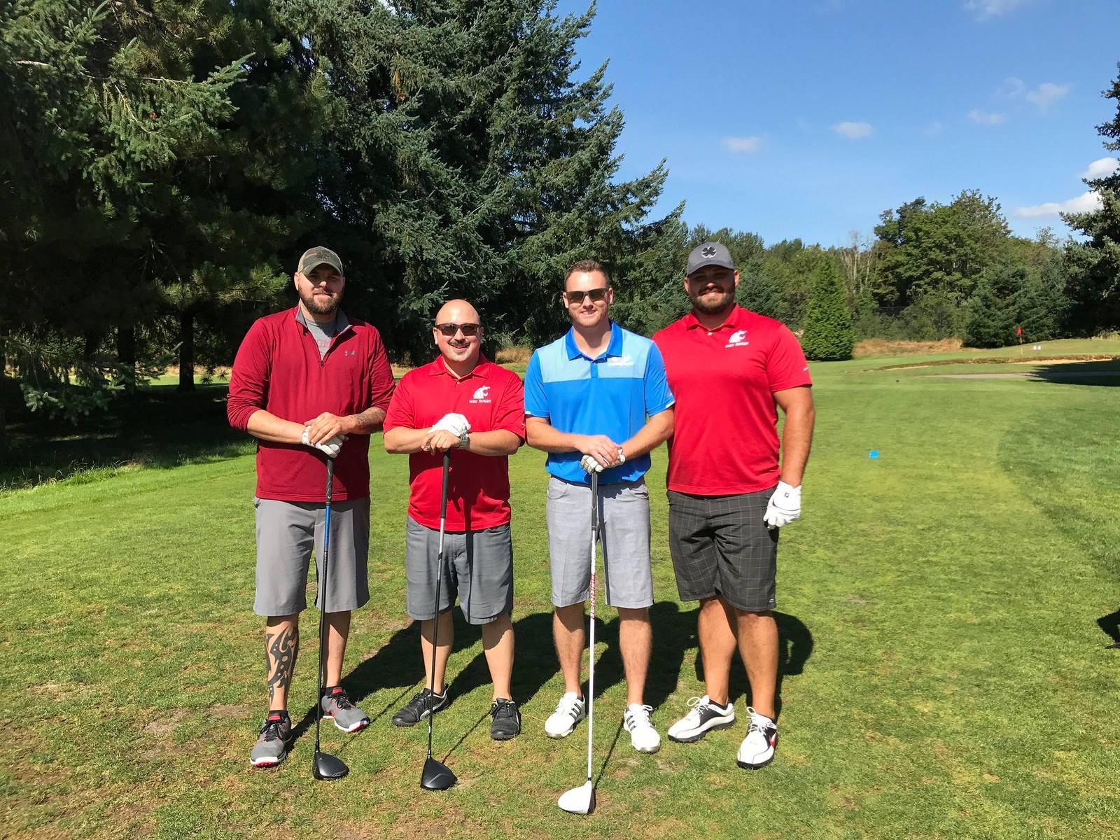 WSU RUGBY Alumni 6th Ann. Golf Tournament