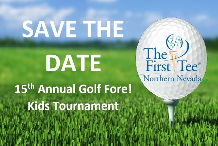 15th Annual Golf Fore! Kids Golf Tournament