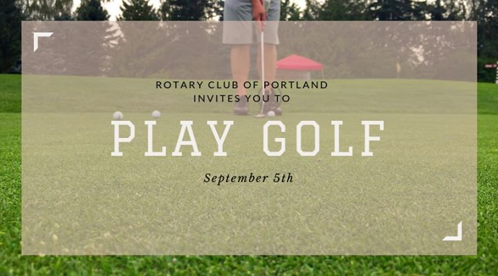 Annual Rotary Golf Tournament