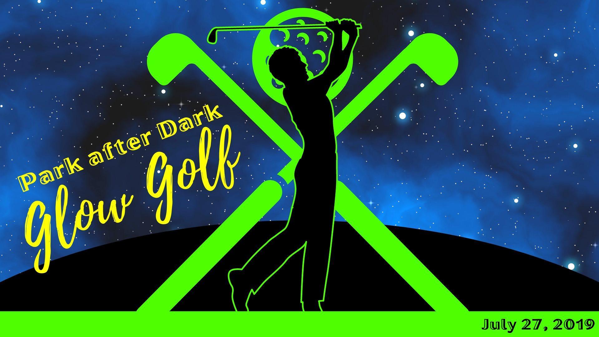 Glow Golf Tournament