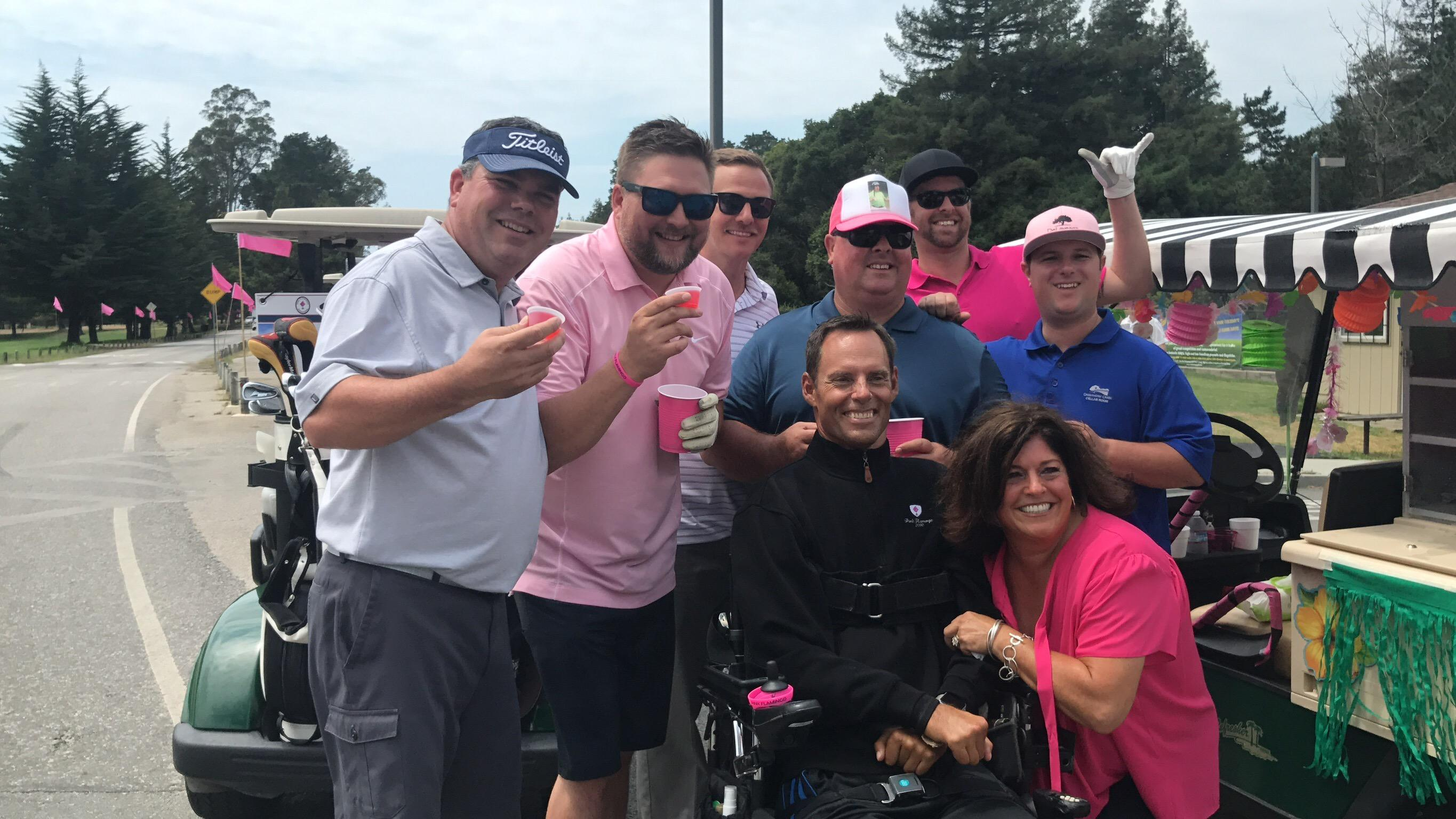 Pink Flamingo Invitational Charity Golf Tournament