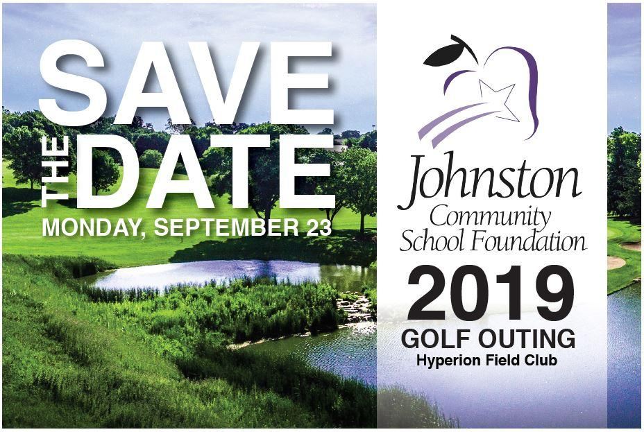 Johnston School Foundation Golf Outing