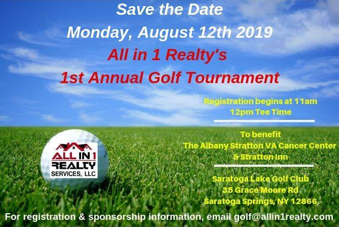 All in 1 Realty's 1st Annual Golf Tournament