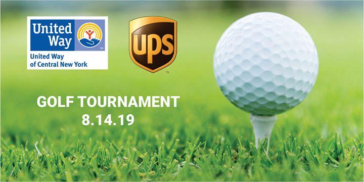 2019 United Way UPS Golf Tournament