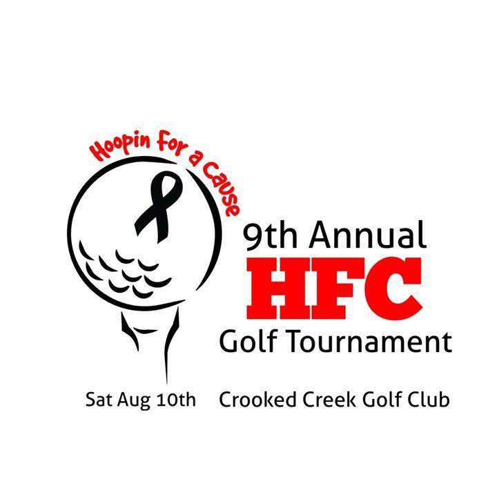 9th Annual HFC Golf Tournament Fundraiser
