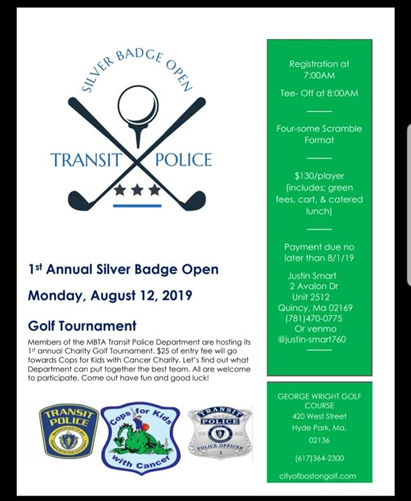 Silver Badge Open Golf Tournament