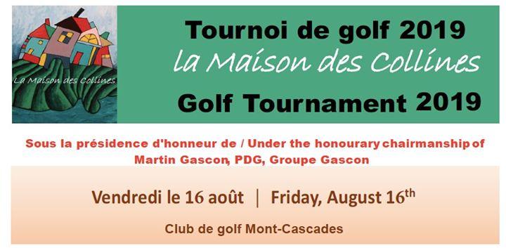 Tournoi de golf | Golf Tournament 2019