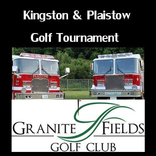 Golf Tournament- Kingston & Plaistow FD
