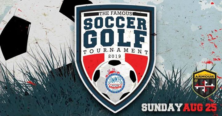 The Famous Soccer Golf Tournament