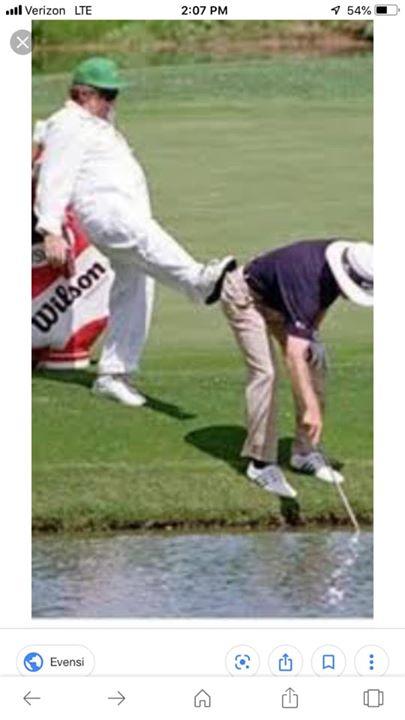 Crazy Jake's Annual Golf Tournament