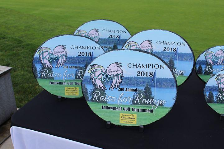 Raise for Rowyn Golf Tournament