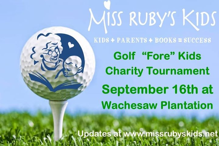 "Golf ""Fore"" Kids Charity Tournament"