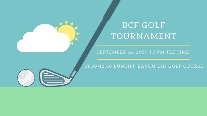 BCF Golf Tournament