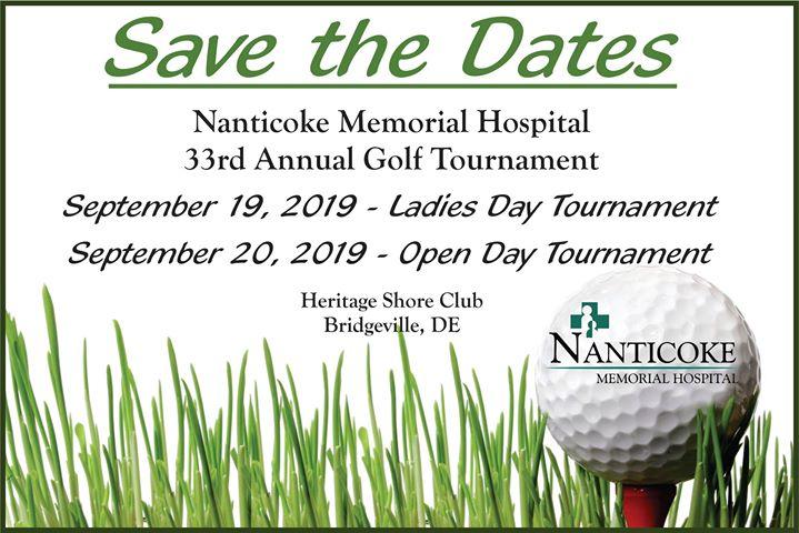 33rd Annual Golf Tournament