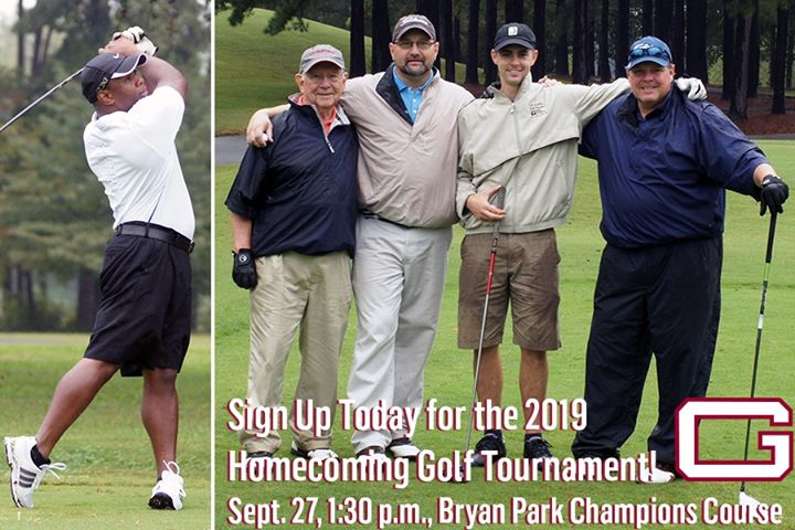 2019 Homecoming Golf Tournament