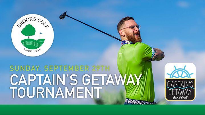 Captain's Getaway Tournament | Brooks Golf