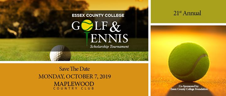 Essex County College Golf and Tennis Scholarship Tournament