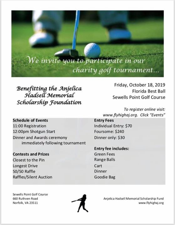 Play Fore Aj Golf Tournament