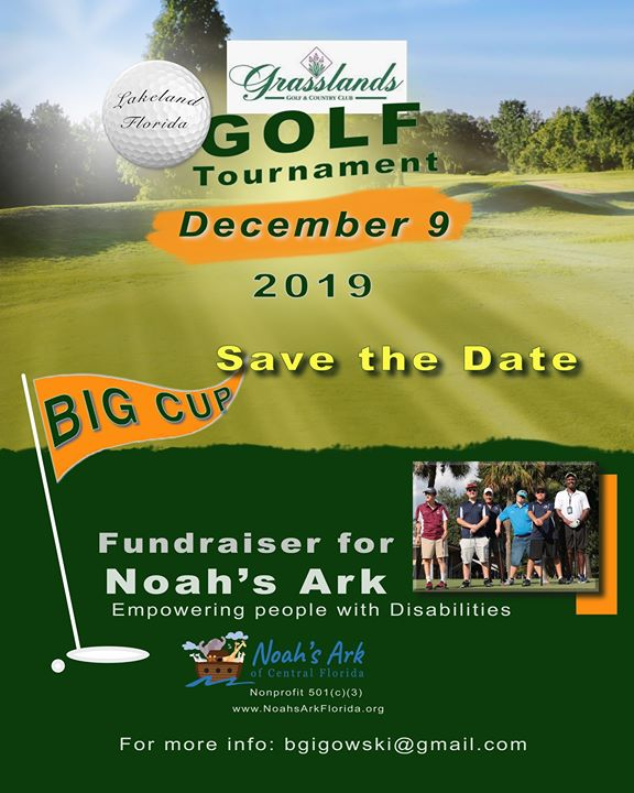 Noah's Ark Golf Tournament 2019