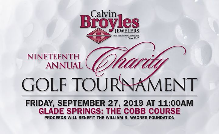 19th Annual Charity Golf Scramble Tournament