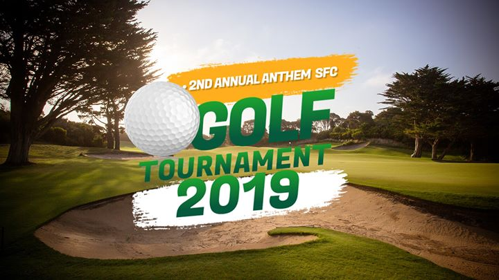 2nd Annual Anthem SFC Golf Tournament 2019