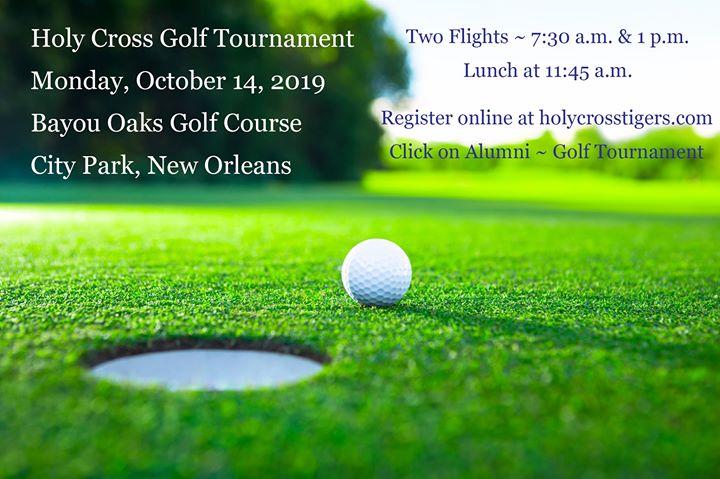 Holy Cross Golf Tournament