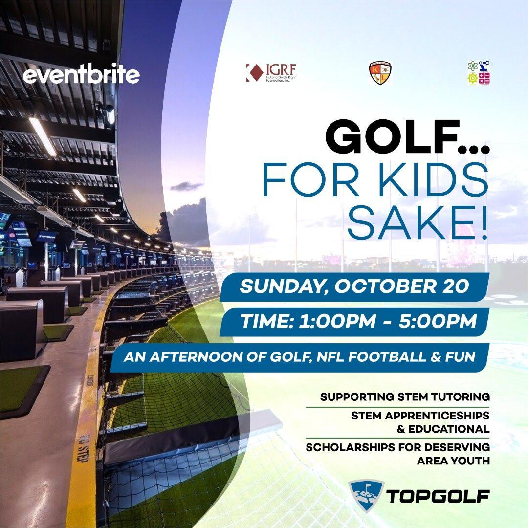 Golf... For Kids Sake! | Albert C. Spurlock Scholarship