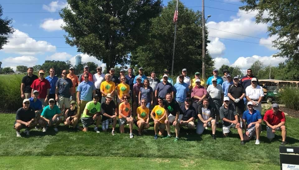 The 2nd Annual Four Leaf Clover Golf Outing