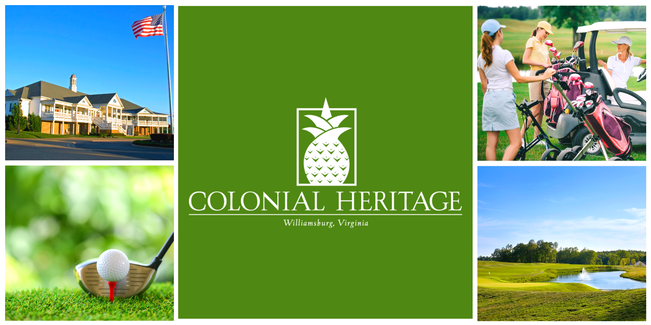 Colonial Heritage Golf Club Open House