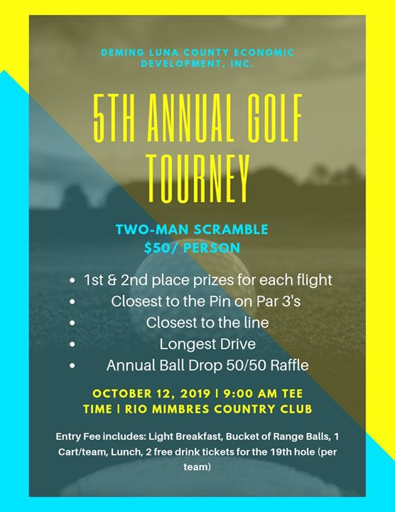 5th Annual DLCED Golf Tournament