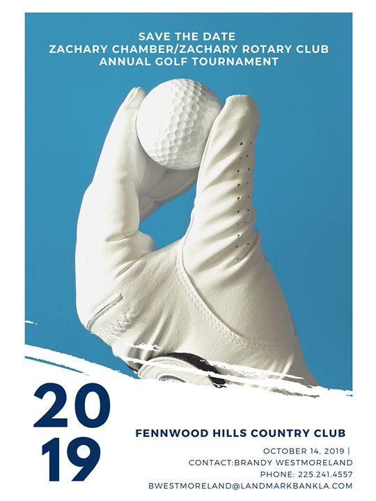 Zachary Rotary/Chamber Golf Tournament