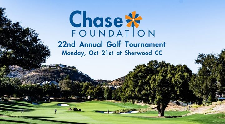 22nd Annual Chase Foundation Golf Tournament
