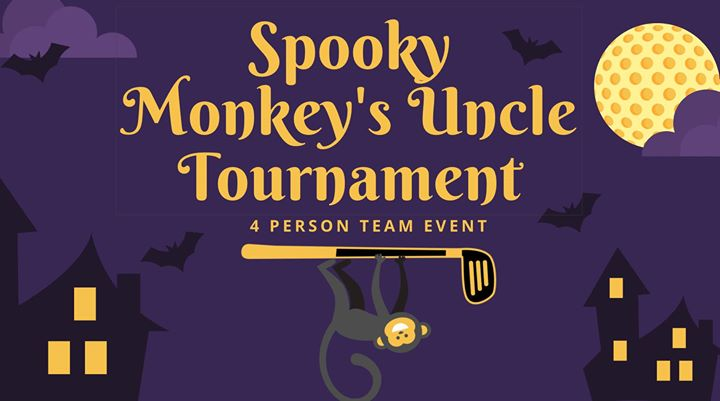 Spooky Monkey's Uncle Tournament