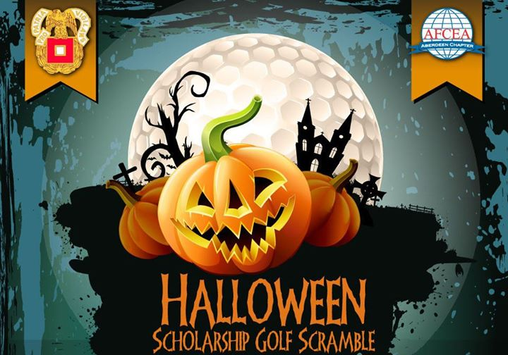 9th Annual SCRA / AFCEA Halloween Golf Tournament