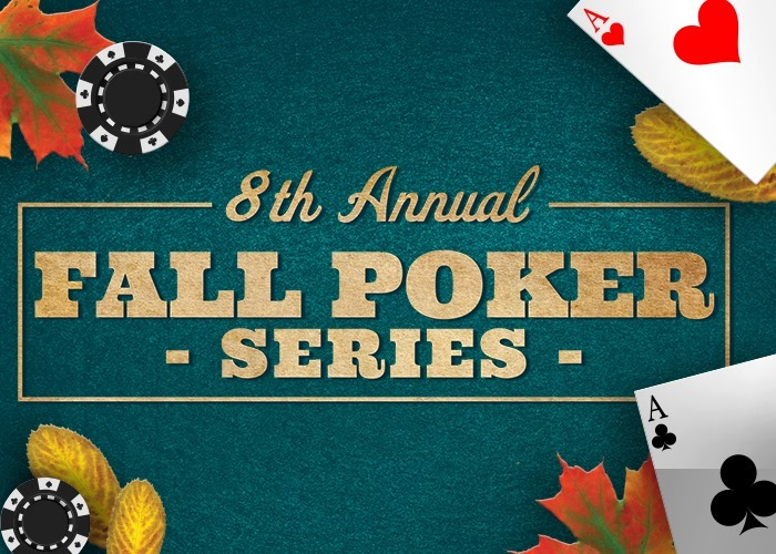 8th Annual Fall Poker Series