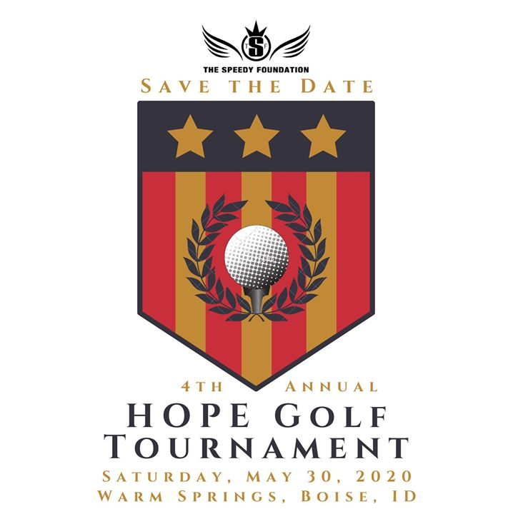 Save the Date | 4th Annual HOPE Golf Tournament