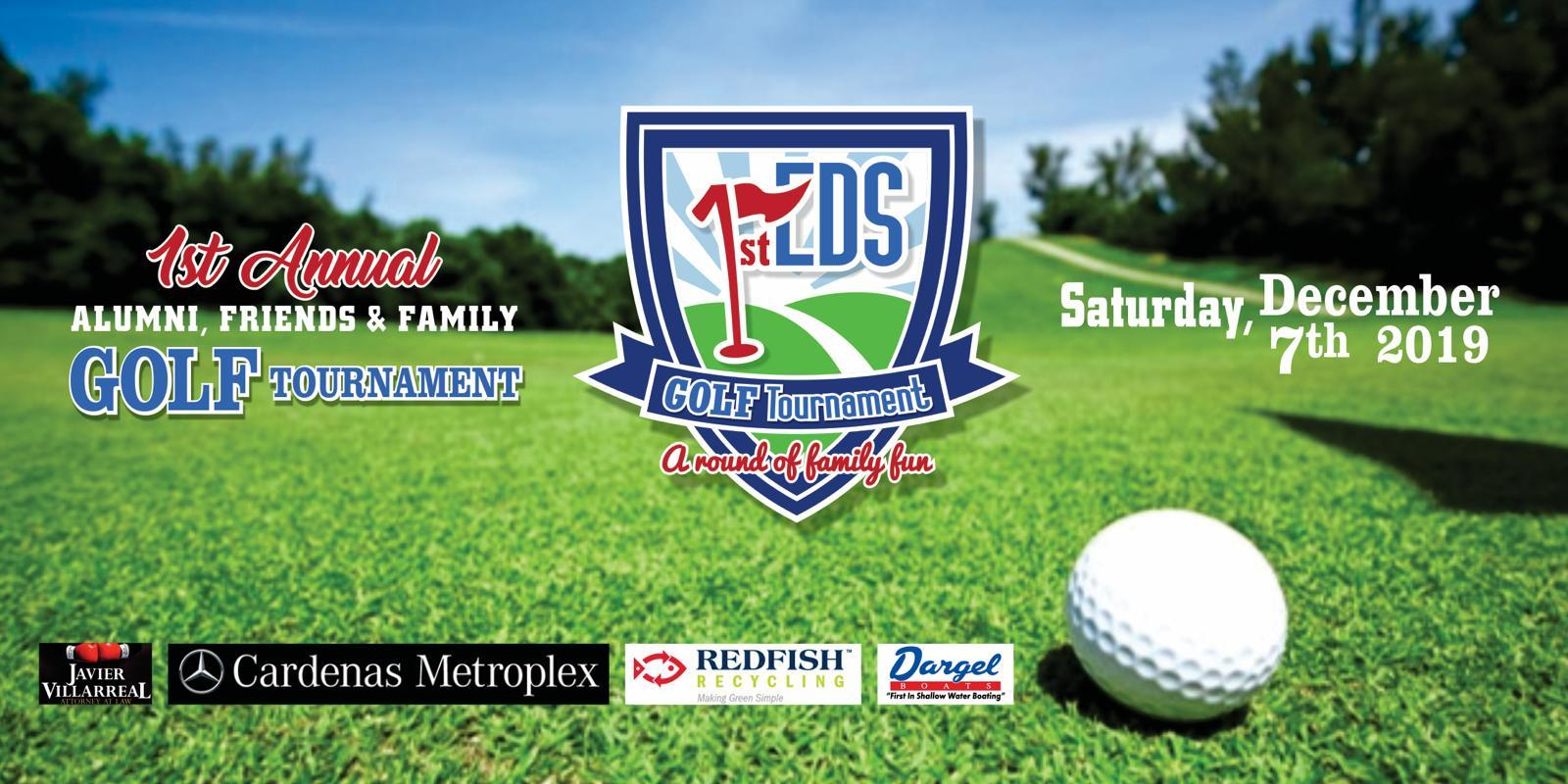 Episcopal Day School 1st Annual Alumni, Friends & Family Golf Tournament