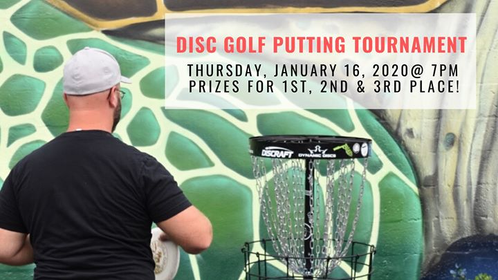 Disc Golf Putting Tournament