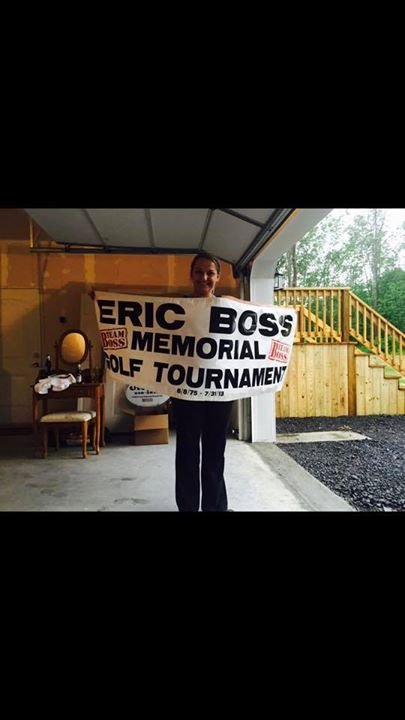 Eric Boss Memorial Golf Tournament