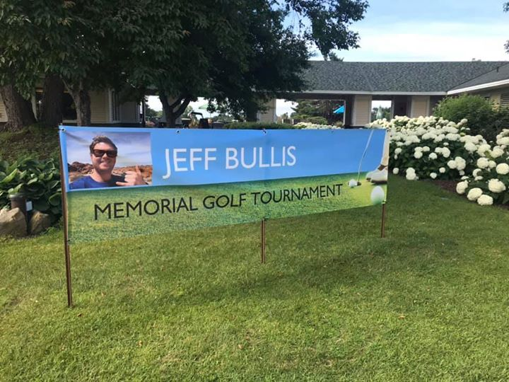 3rd Annual Jeff Bullis Jr. Memorial Golf Tournament