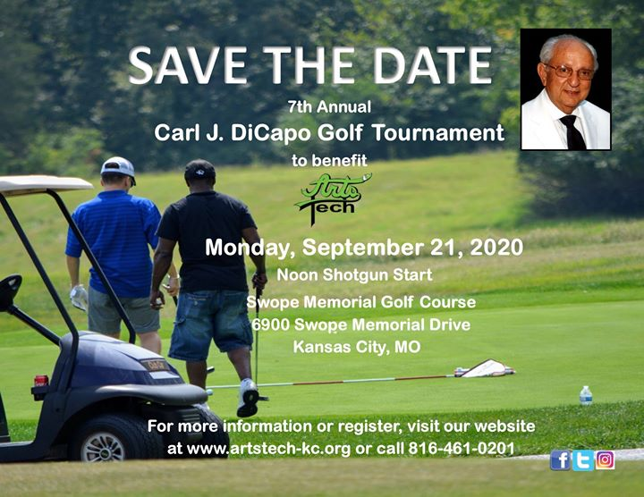 7th Annual Carl J DiCapo Golf Tournament