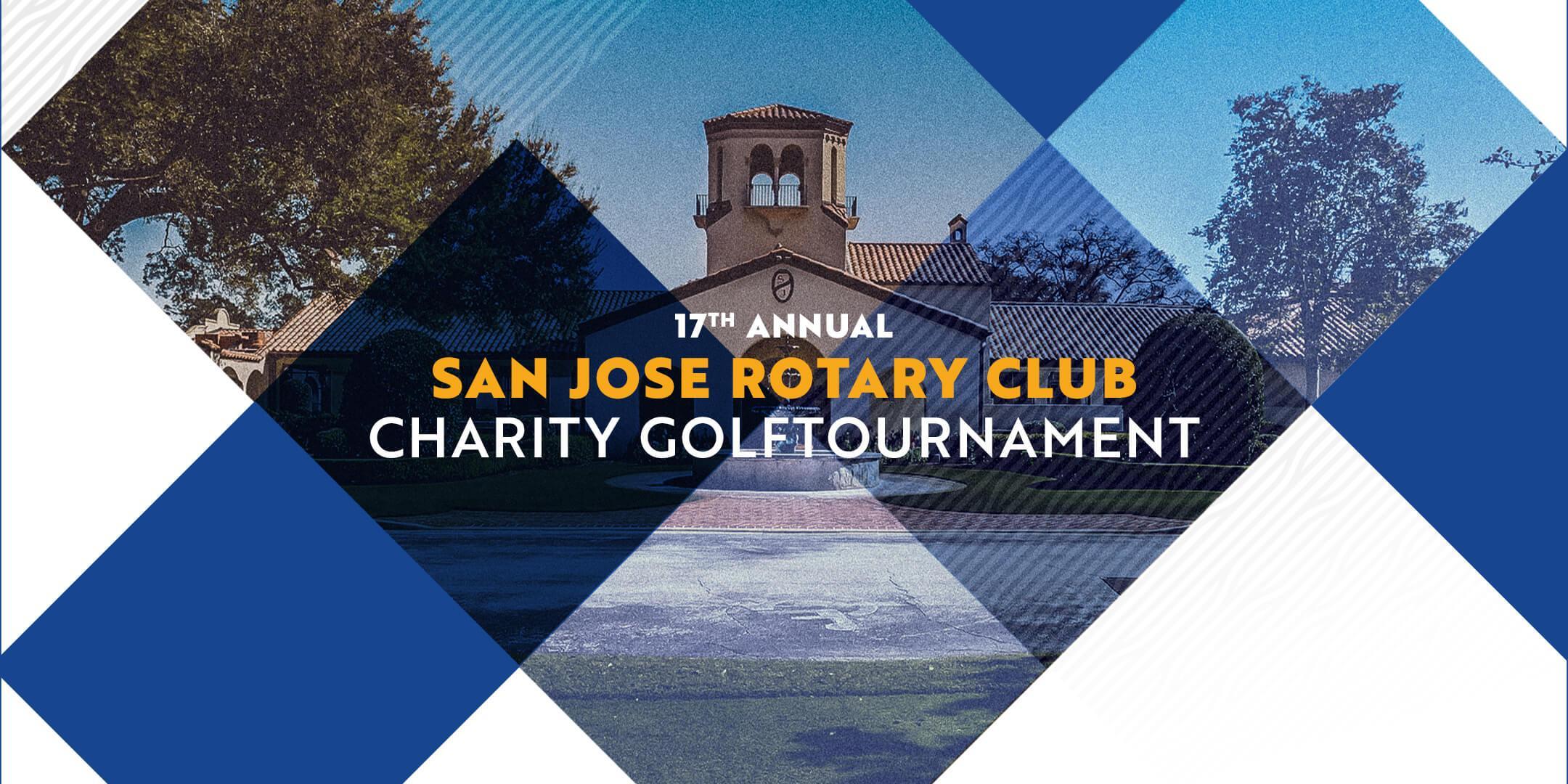 17th Annual San Jose Rotary Club Charity Golf Tournament
