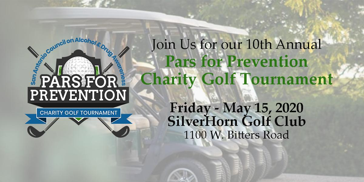 10th Annual Pars for Prevention Charity Golf Tournament